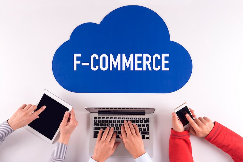 f-commerce