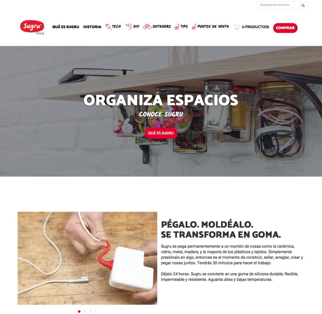 Sugru Chile